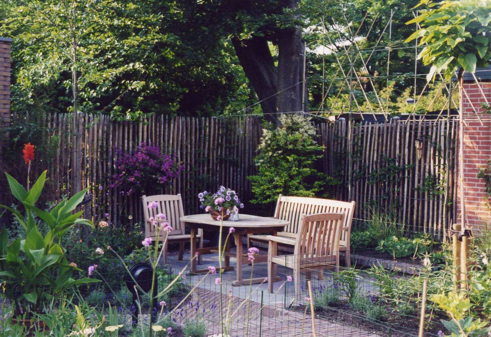Burcht tuinen tuinontwerp